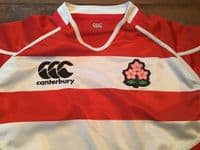 Classic Rugby Shirts | 2011 Japan Vintage Old Jerseys